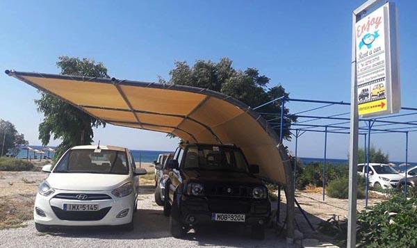 enjoy samos rentals profile cars