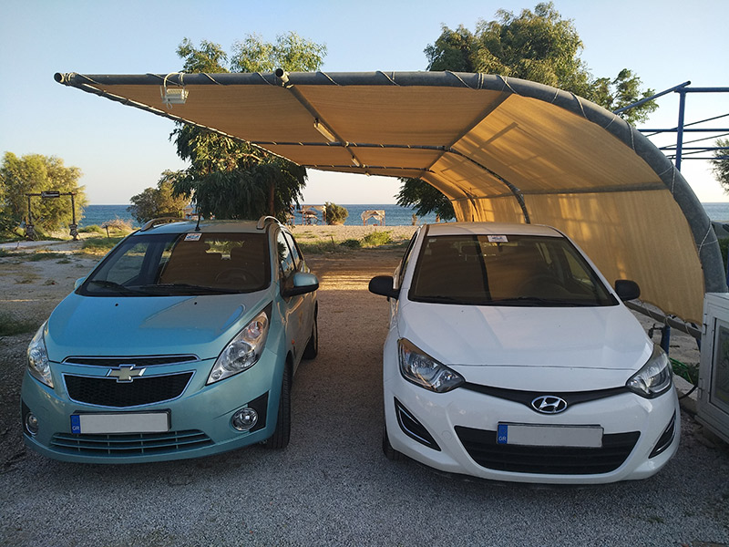 enjoy samos rentals profile cars